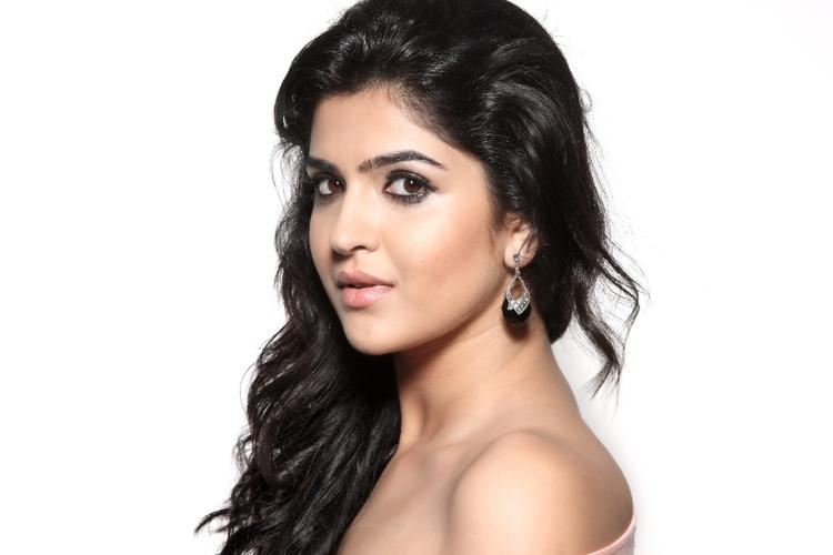 Deeksha Seth Nice Pose Photo Shoot