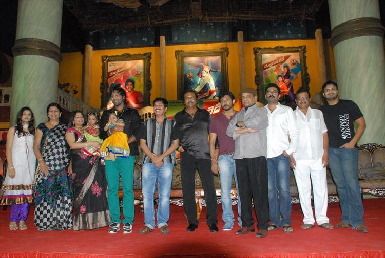 Celebs at Denikaina Ready Movie Logo Launch Event