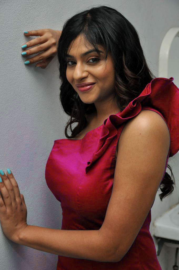 Hot Actress Lakshmi Nair Sweet Look Photo Shoot