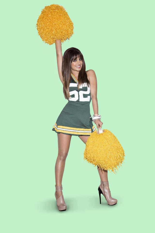 Priyanka Chopra Rocks Look For NFL