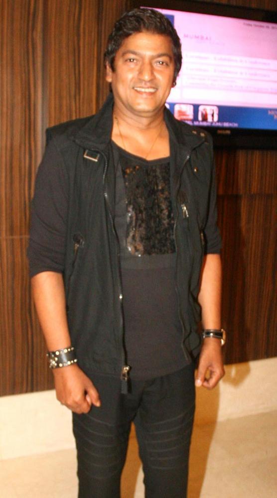 Adesh Shrivastava At The 10th Annual Locations Awards
