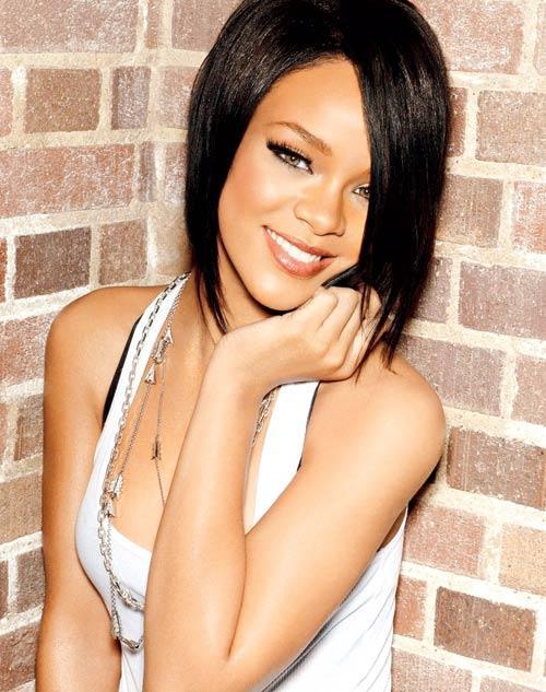 Rihanna Cute Smiling still