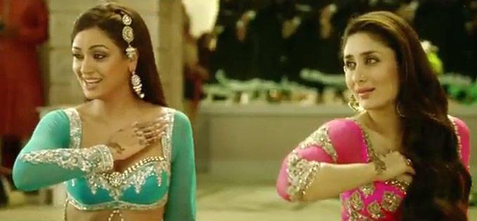 Kareena Dancing Dil Mera Muft Ka From Agent Vinod