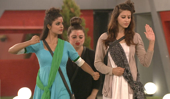 The Housemates Are Celebrate Dussehra With A Ramleela In The Bigg Boss House