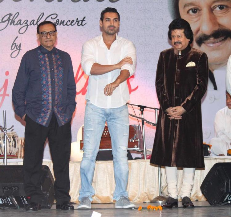 John Unveils The New Album By Ghazal Maestro Pankaj Udhas