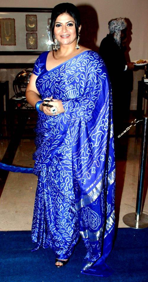 Pragati Mehra At The Saas Bahu Aur Saazish Success Bash