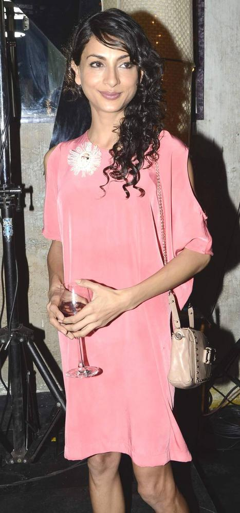 Akanksha Nanda Completed Her Look With Flowing Hair Still