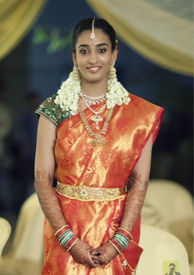 Anjana In Bridal Look Still