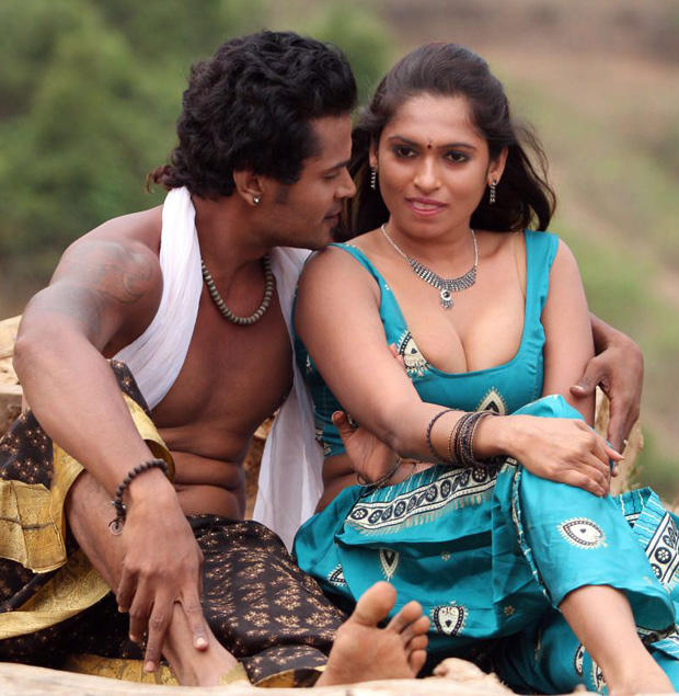 Sarathi And Govindh Hot Gorgeous Pic From Soundarya Tamil Movie