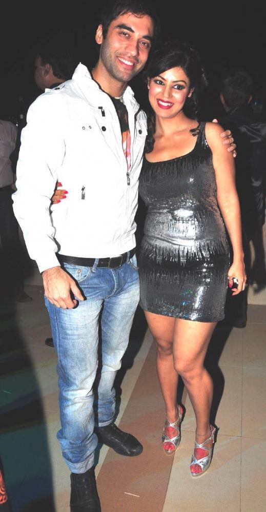 Debina And Kushal Clicked At Gurmeet Choudhary's Jhalak Success Bash