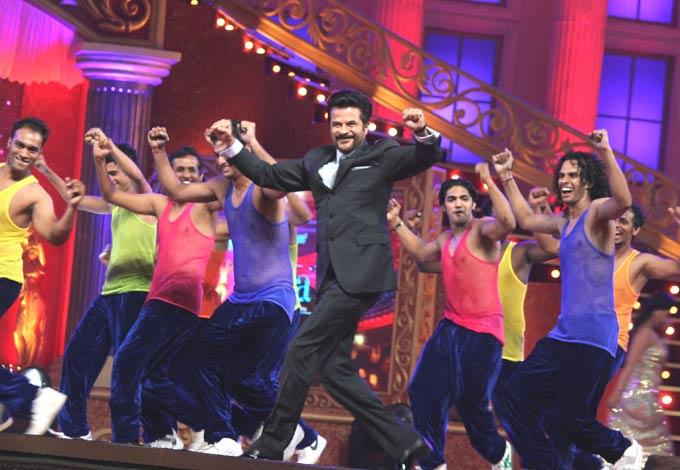 Anil Performed Dance At The 12th ITAA 2012 In Mumbai