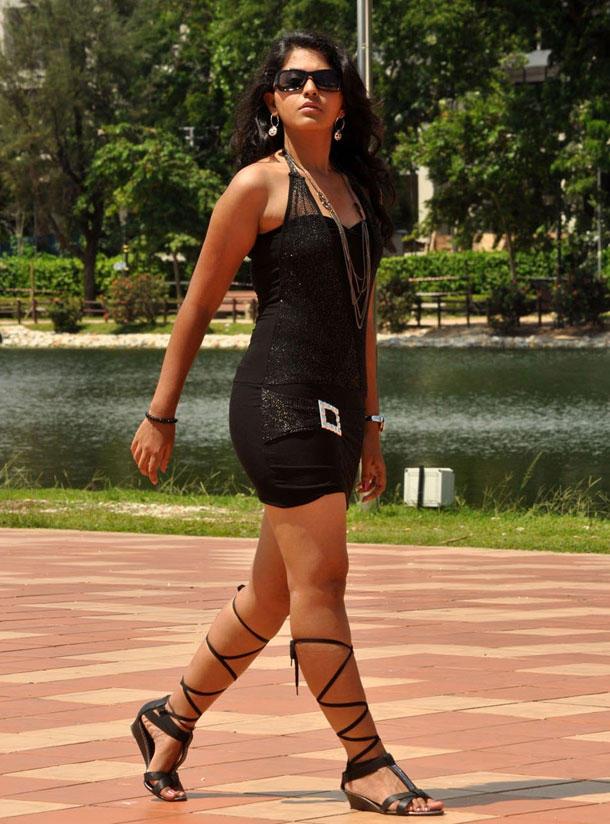 Anjali Exclusive Still