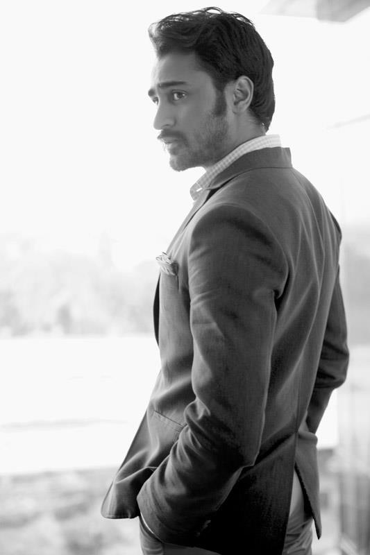 Imran Khan Side Face Look Shoot For Star Weeks Annual Style Issue 2012