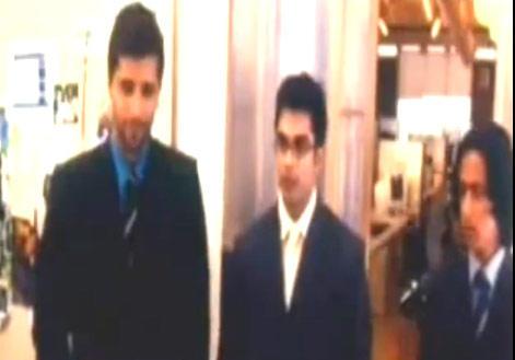 Chetan Hansraj Appeared In Bhram Film
