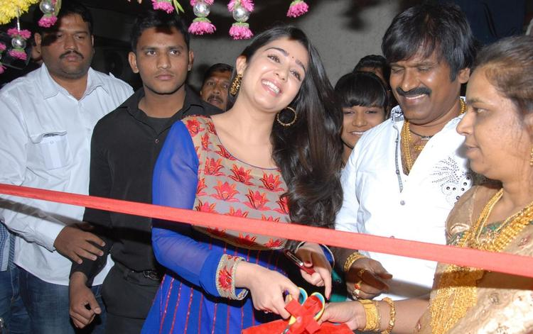 Charmy Launches Naveena Cosmetic Slim Clinic Photo At Secunderabad