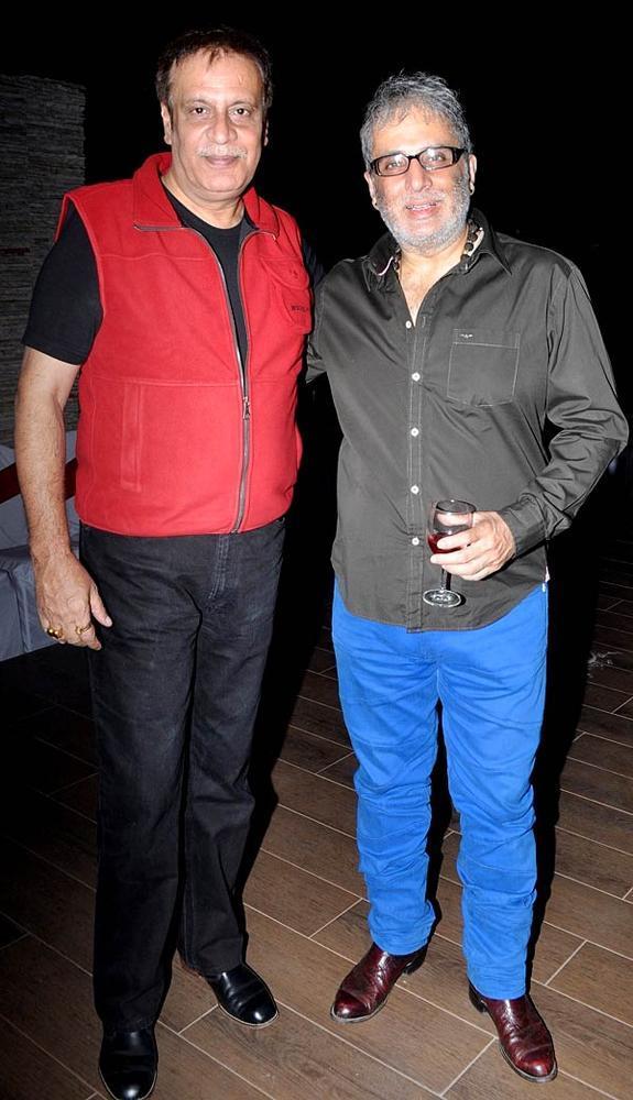 Adity And Deepak Attend Jesse Randhawas Birthday Bash