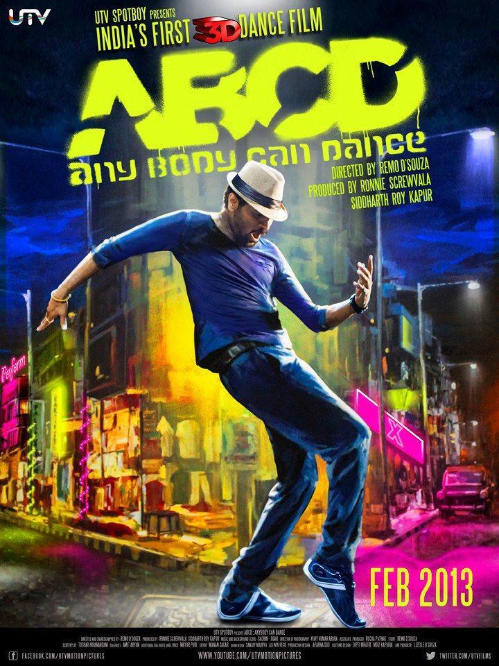 Prabhu Deva Rocking Dance Style Pose In ABCD Wallpaper