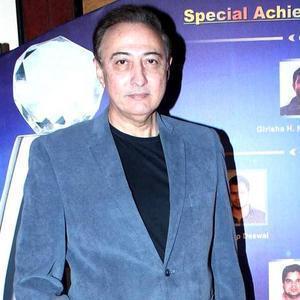 Anang Desai Spotted At IBN 7 Super Idols Award Ceremony