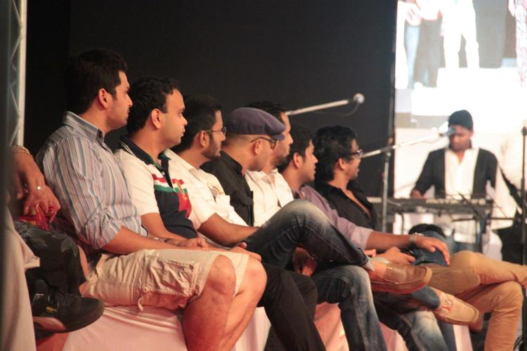 Audience Watching Gogee Vasant Collection At IRFW 2012