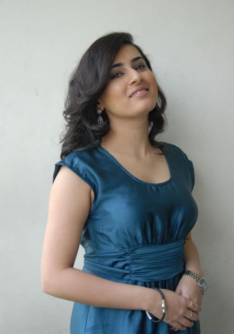 Archana Smiling Face Look Photo Shoot