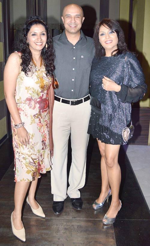 Celeb Guests Are At Pragati Mehra Birthday Bash