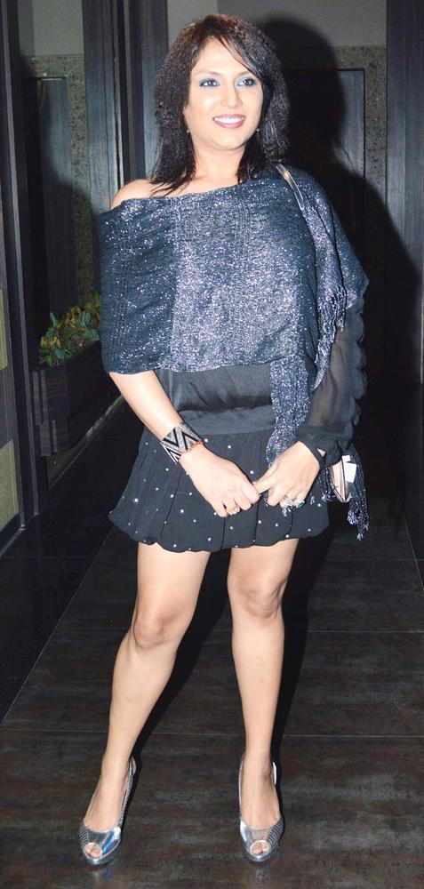 A Hot Star Posed At Pragati Mehra Birthday Bash