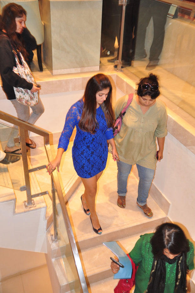 Nayanthara Attend The Launching Event Of Jos Alukkas
