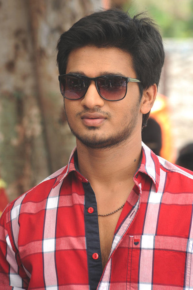 Nikhil Siddharth Handsome Look From Swamy Ra Ra Movie