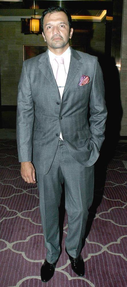 Atul Kasbekar Spotted At The Harper's Bazaar Bash
