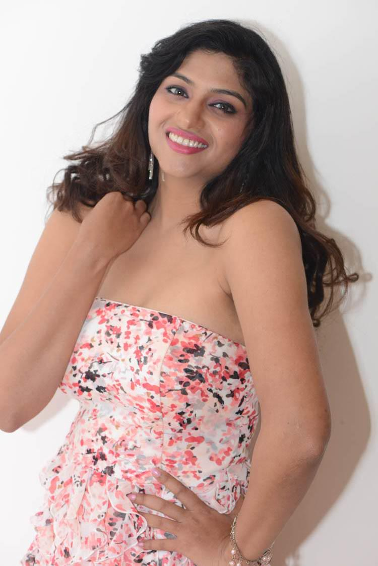Lakshmi Nair Hot Look At Shivani Audio Release Function