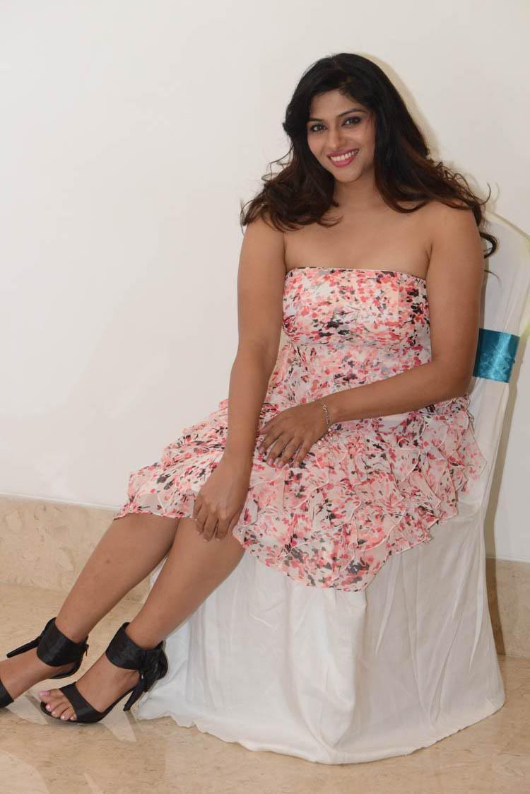 Lakshmi Nair Hottest Look At Shivani Audio Release Function