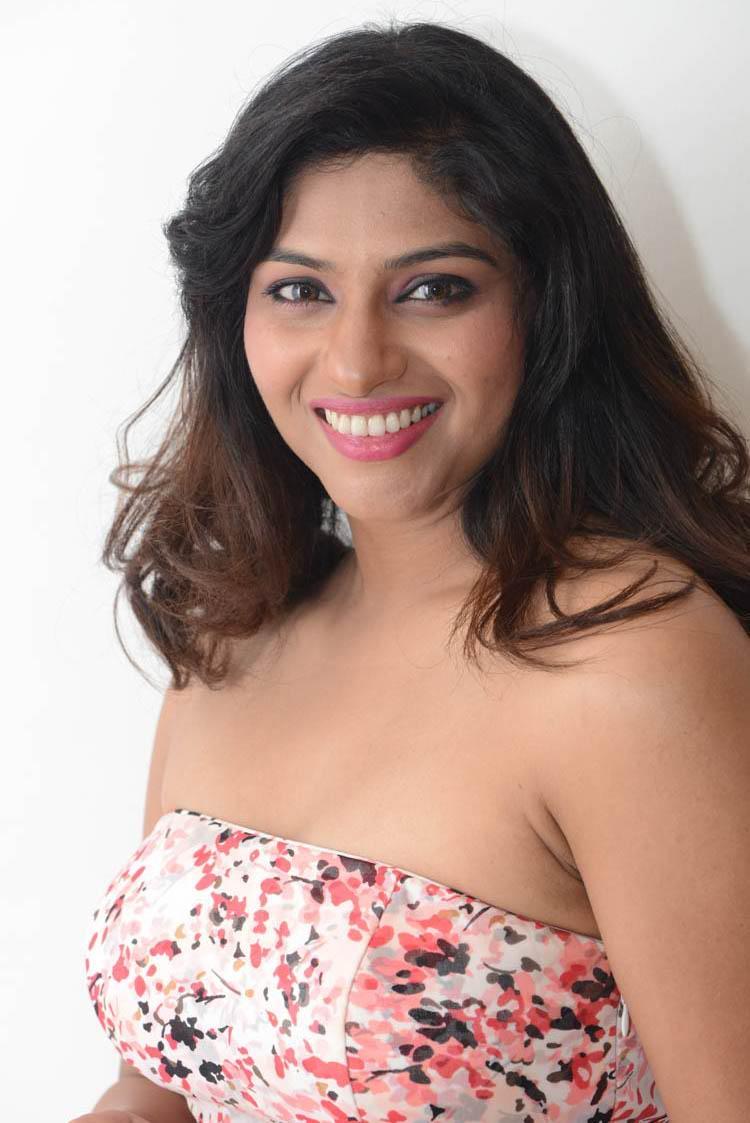 Lakshmi Nair Trendy Look At Shivani Audio Release Function