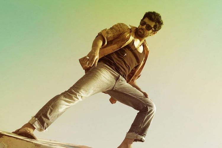 Vikram Rocking Style Photo From Movie David