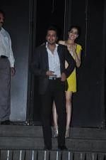 Riteish And Wife Genelia Smiling Pic At Yuvraj Singh Birthday Party