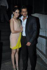Riteish With Wife Genelia Pose For Camera At Yuvraj Singh Birthday Party