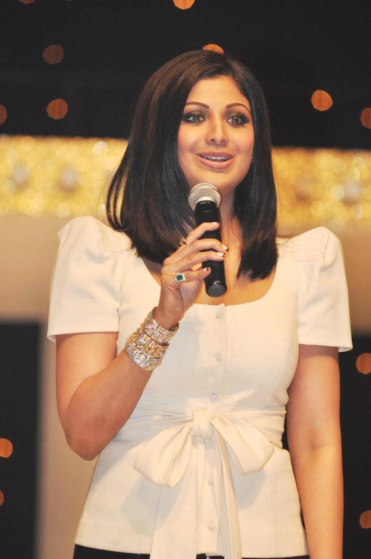 Shilpa Shetty Speaks Out At Nach Baliye Season 5 Launch Event