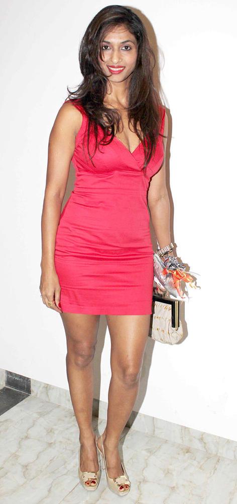 Neha Spicy Photo At Karishma Tannas Birthday Bash