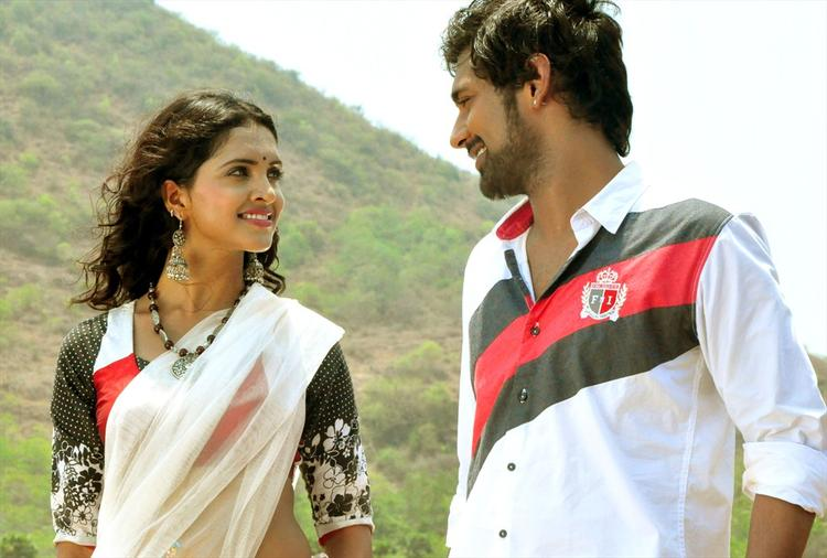 Varun And Sanchita Gorgeous Pic From Movie Chammak Challo
