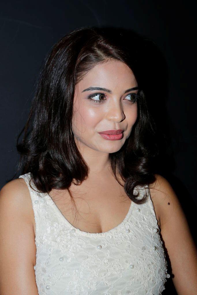Adonika Cute Look Photo At Aravind 2 Audio Release Function