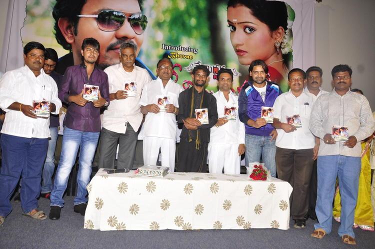 Tammareddy Launces Memiddaram Preminchukunnam Movie Audio Launch