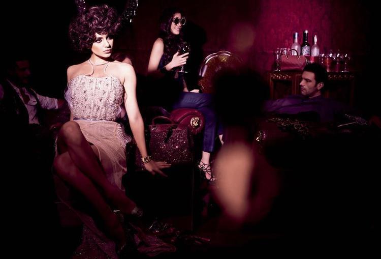 Kangana Gorgeous Look Photo Shoot For Harpers Bazaar India December 2012