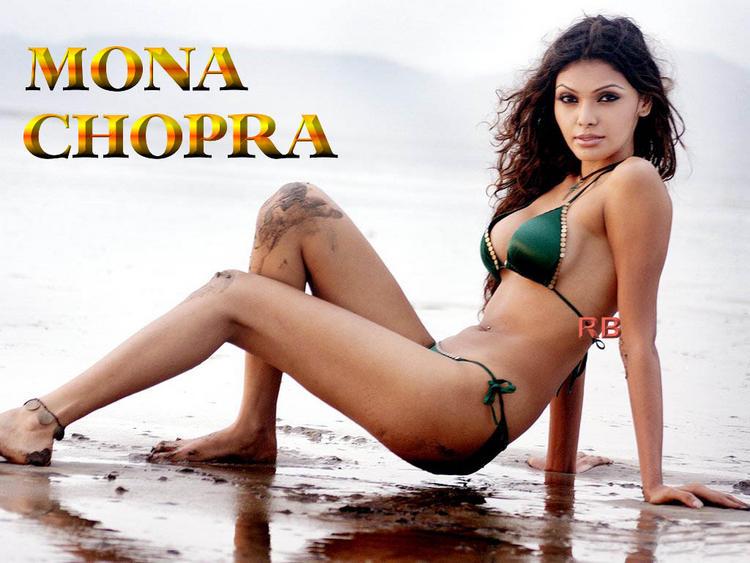 Mona Chopra Shocking Still