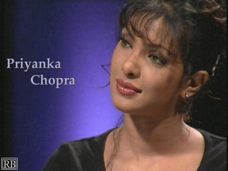 Priyanka Chopra Lovely Face Wallpaper