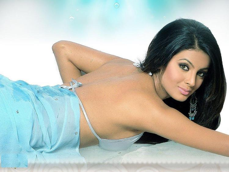 Geeta Basra Spicy look Wallpaper