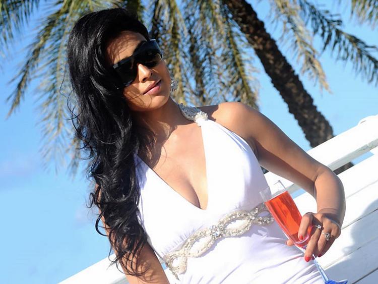 Shriya Saran Hot Stylist Stunning Still