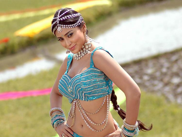 Shriya Saran Sexy Dress Sweet Still