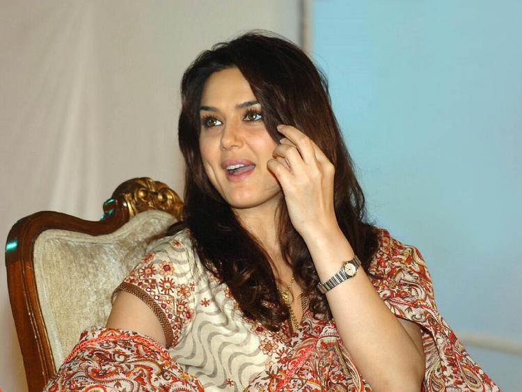 Preity Zinta Cute Still