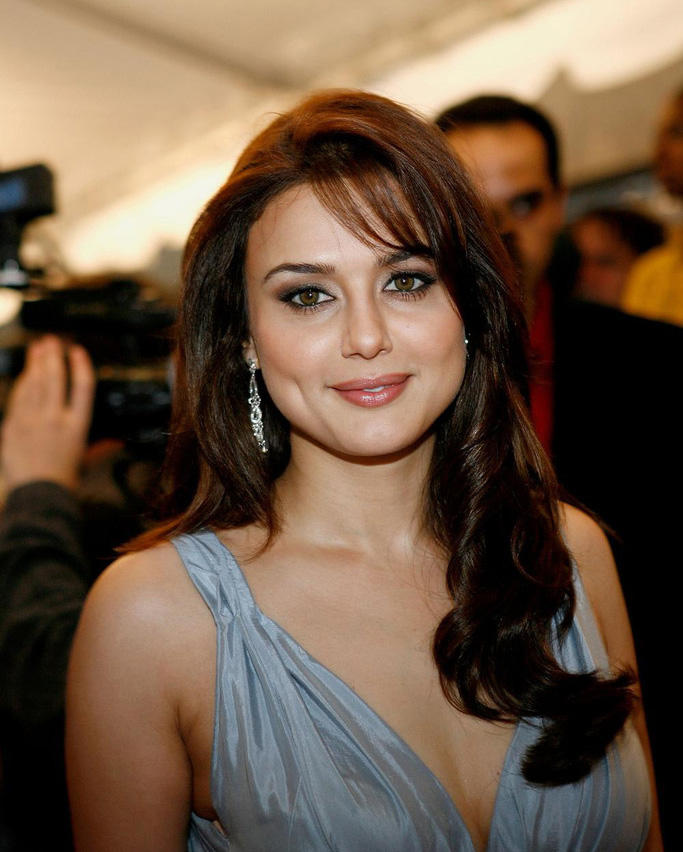 Preity Zinta Looking So Beautiful