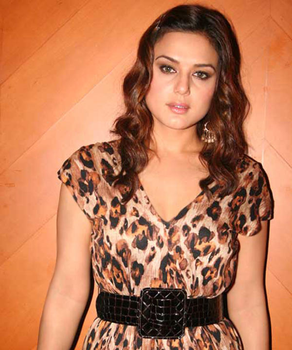 Preity Zinta Nice Look Photo