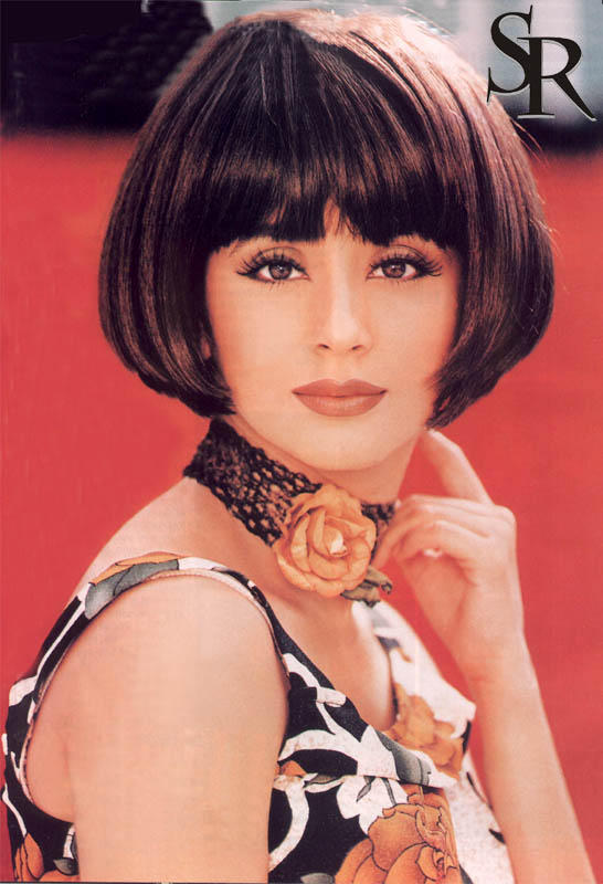 Urmila Matondkar Bob Cut Hair Style Pic